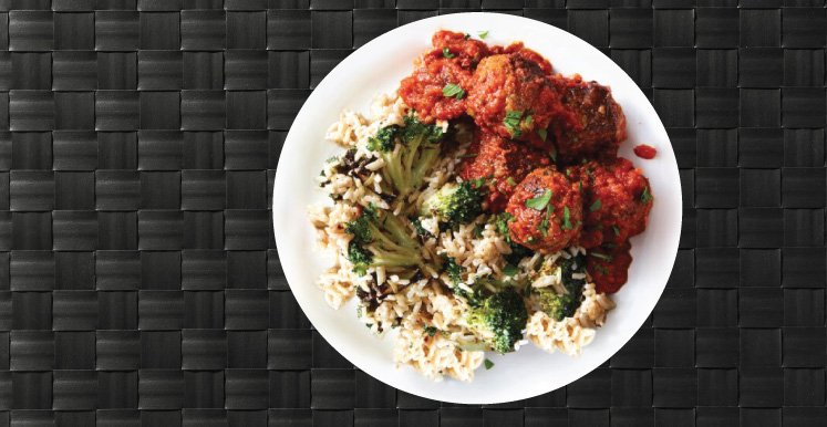 MealPro Beef Meatballs Meal To go