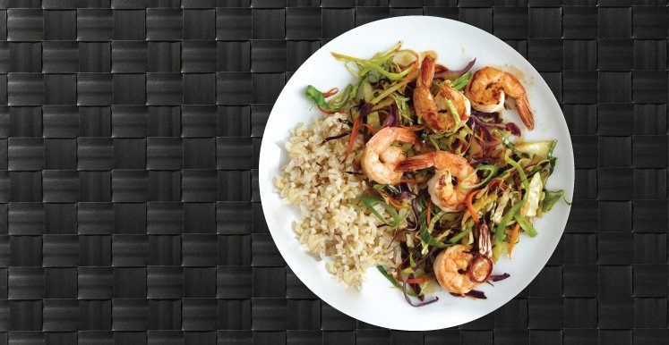 MealPro Shrimp Stir Fry