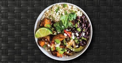 MealPro Veggie Taco Bowl