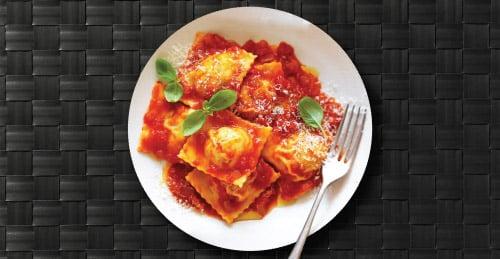 MealPro Cheese Ravioli Food To go