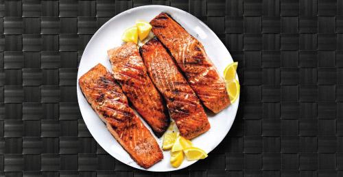 Salmon Pound