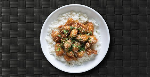 Picture of Teriyaki chicken