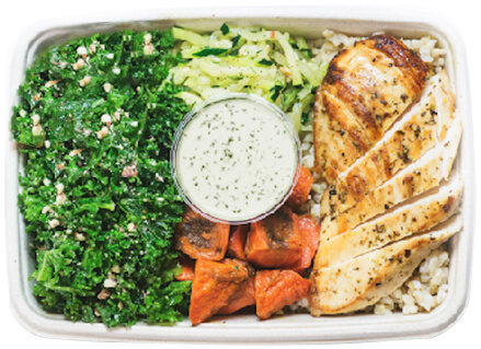 Healthy Meals at Your Door