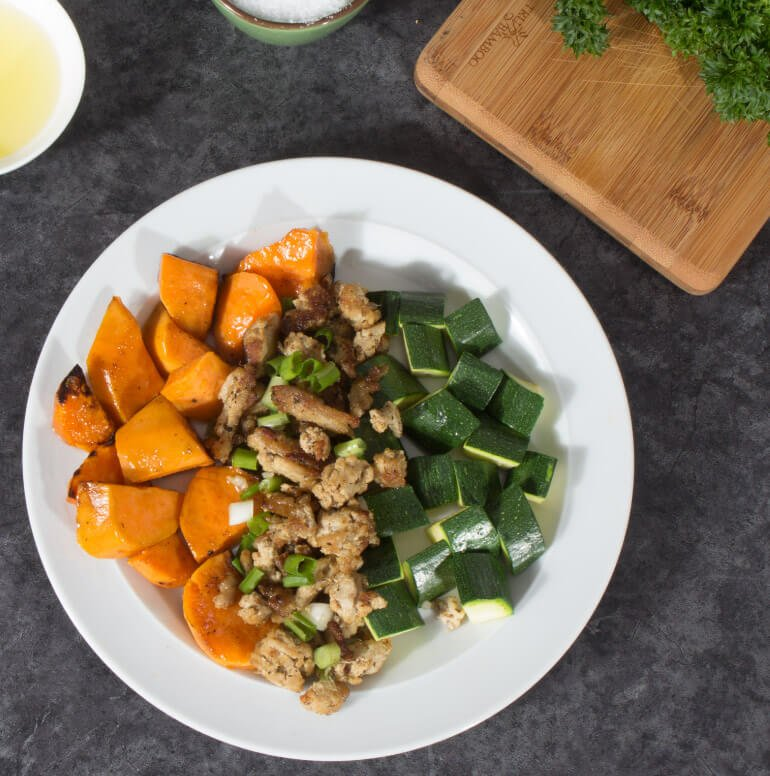 Sweet Potato Meal That is Perfect Fro Triathlon Diet