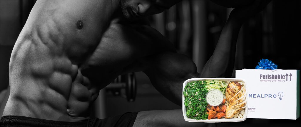 meal plans to effortlessly meet your nutrition goals, conveniently delivered to your home